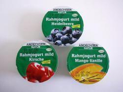 Bio-Rahmjoghurt