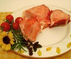 Bio-Schweineknochen