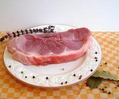 Holzfällersteak vom Bioschwein