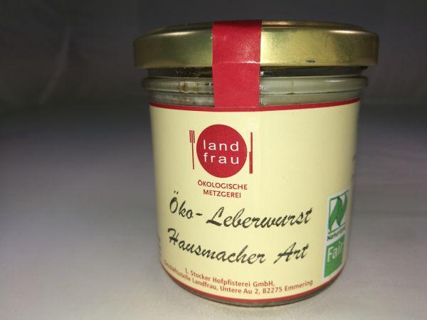 Bauernleberwurst, 125 g