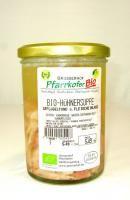 Bio-Hühnerbrühe