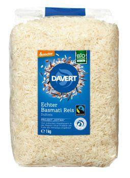 Reis Basmati weiß,